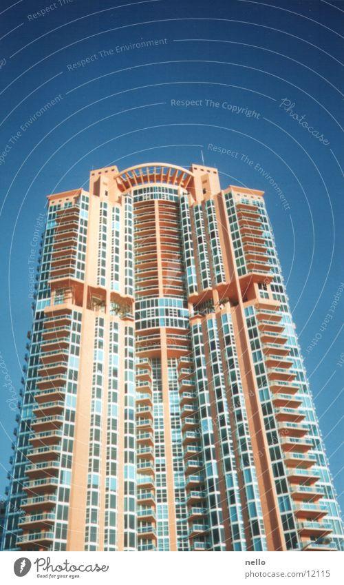 Haus in den Himmel Architektur Hochhaus Florida Miami