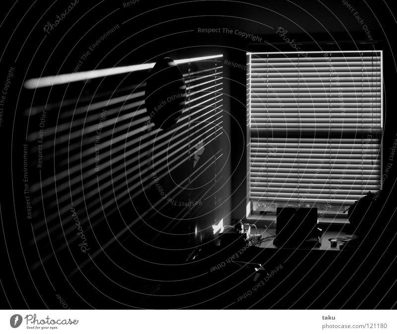 STRIPES I Lampe Wand Raum modern Streifen Schreibtisch Möbel aufwachen