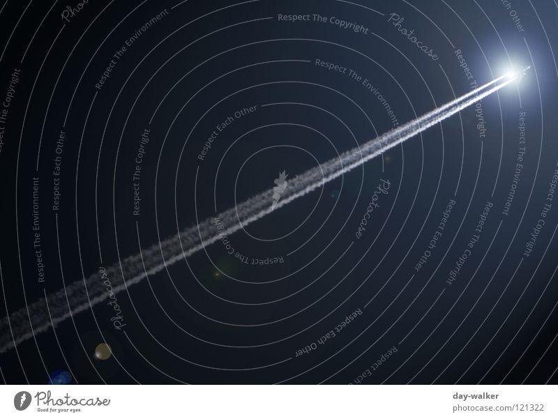 Apollo 13 Himmel Natur blau weiß Sonne dunkel Luftverkehr Kommunizieren Geschwindigkeit Flugzeug Weltall entdecken Strahlung Mond Feuerwerk blenden