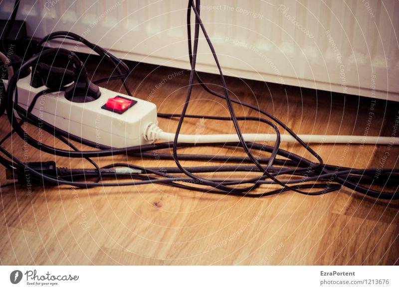 connected Häusliches Leben Wohnung einrichten Innenarchitektur Dekoration & Verzierung Kabel Technik & Technologie Unterhaltungselektronik Telekommunikation