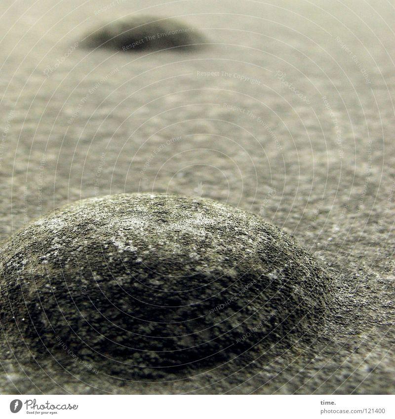 Rätsel der Moderne (I) was vorstellen müssen Handwerk ihr dürft mal raten das niete metallniete brücke moos hügel kuppe