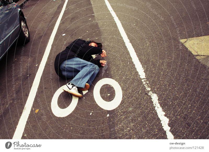 200th - chillen on top of the fahrrad Erholung Lichtkegel Bodenbelag Kaugummi Fußgänger zeitlos stehen Mann maskulin Ferien & Urlaub & Reisen Innenaufnahme Haus