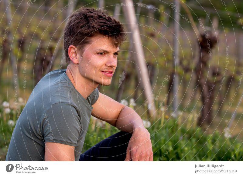 schenk mir ein lächeln Mensch Natur Ferien & Urlaub & Reisen Jugendliche schön Junger Mann Erotik Freude 18-30 Jahre Erwachsene Stil Glück Lifestyle Stimmung