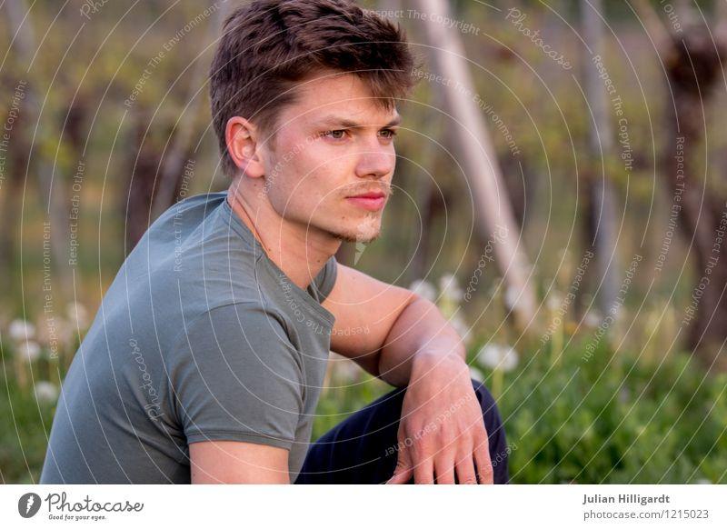 ich finde dich Mensch Natur Ferien & Urlaub & Reisen Jugendliche schön Junger Mann Erotik Freude 18-30 Jahre Erwachsene Stil Glück Lifestyle Stimmung Mode