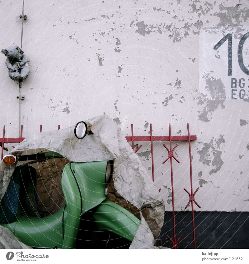 bikertreff Elefant Umhang Tunnel Einfahrt Haus dunkel Abdeckung Rostschutzfarbe Backstein Ständer Garage verrotten überwintern schlafen Gebrauchtwagen Industrie
