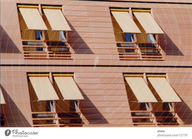 fenster Fenster Architektur Jalousie Potsdamer Platz