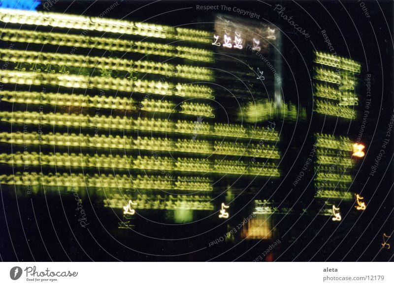 nachtlichter Architektur Nachtaufnahme Sony Center Berlin Potsdamer Platz