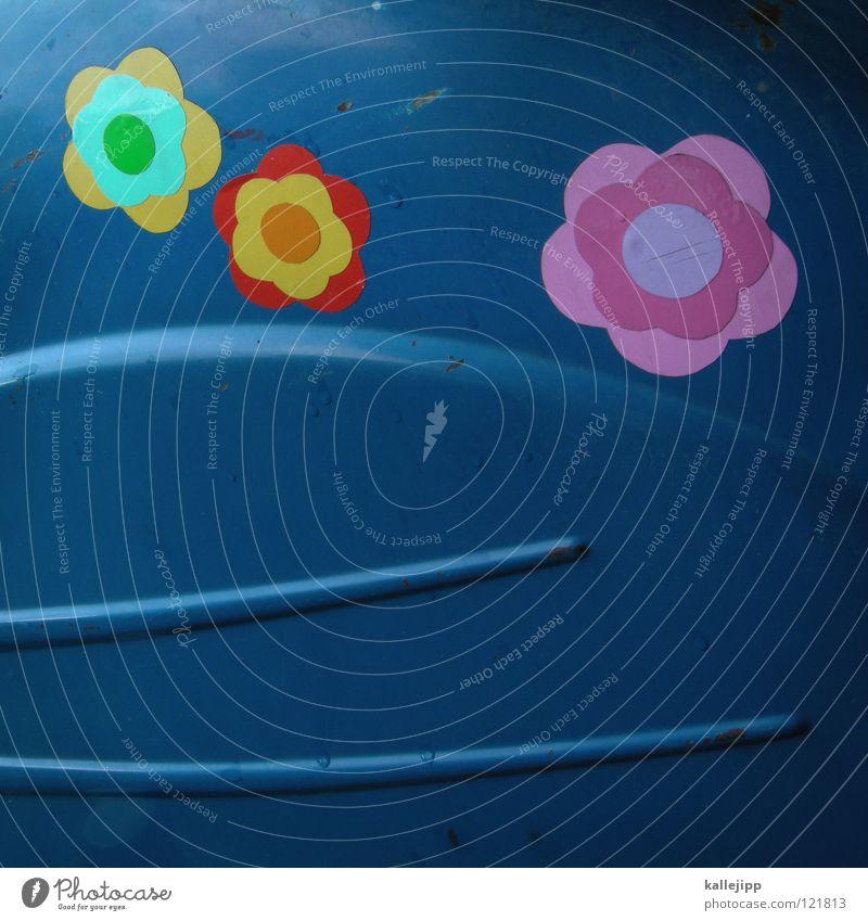 frühlings- blau grün Blume Haus Umwelt dunkel Stein Traurigkeit Lampe hell Kraft Beton Klima schlafen Romantik Güterverkehr & Logistik