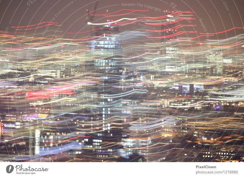 London II Ferien & Urlaub & Reisen Stadt Bewegung Stil Kunst Lifestyle Feste & Feiern Design Büro Tourismus Verkehr Hochhaus verrückt Skyline Bankgebäude