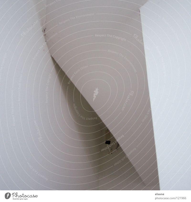 ::ECKSPIONAGE:: weiß schön Haus Architektur grau Gebäude hell Kunst Glas elegant Beton Design modern ästhetisch Ecke Kultur