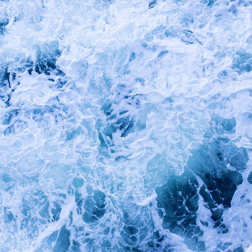 erfrischend! Natur Ferien & Urlaub & Reisen blau Wasser weiß Meer Umwelt Leben Bewegung Wellen Energie Wellness Ostsee Schwimmbad Nordsee Umweltschutz