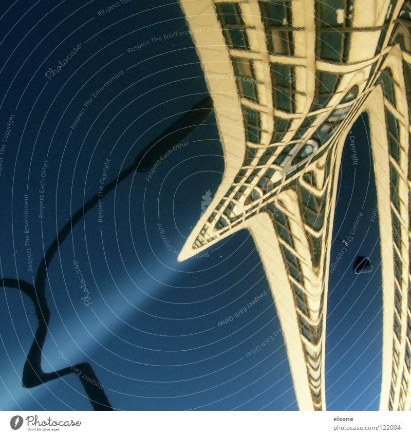::TOMORROW WORLD:: Haus Leben Gebäude Kunst laufen modern Kultur Laterne Surrealismus