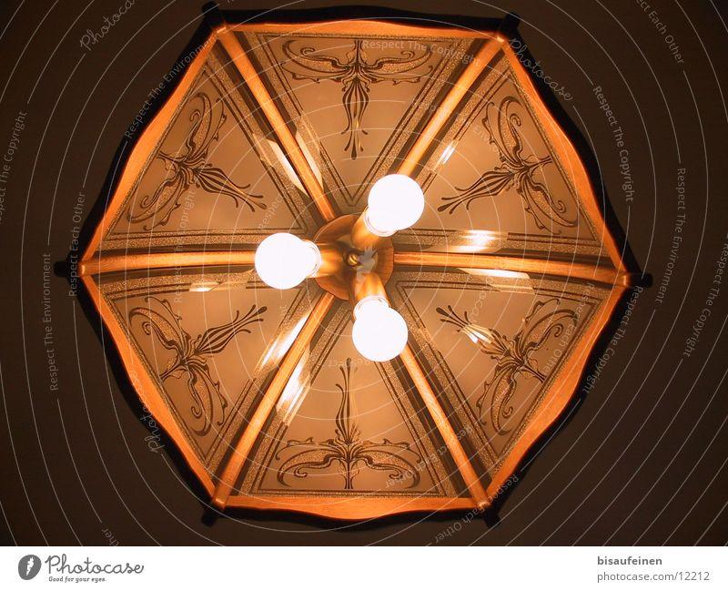 Leucht Blüte Lampe Häusliches Leben Glühbirne Leuchter Lampenschirm