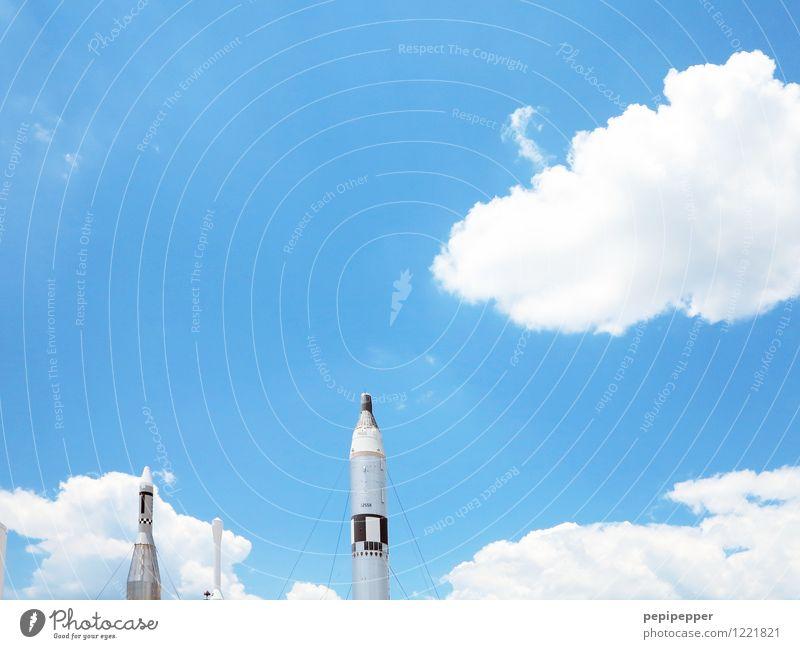 rocketry Himmel Sommer Ferne außergewöhnlich fliegen Tourismus Luftverkehr Schriftzeichen Technik & Technologie Ausflug Zukunft Abenteuer Ziffern & Zahlen