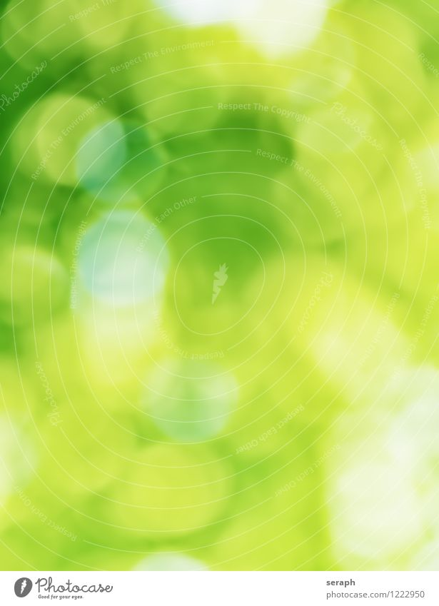 Spots abstrakt Ordnung kugelrund Hintergrundbild schön Unschärfe Kreis Farbe frisch Glamour glänzend schimmern glühen Glanzlicht Illumination Lichterscheinung