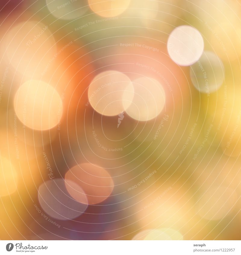 Lichter Beleuchtung Hintergrundbild glänzend Fröhlichkeit Spitze Kreis Punkt Bühnenbeleuchtung Disco Scheinwerfer gepunktet Windung Mischung Lichtschein