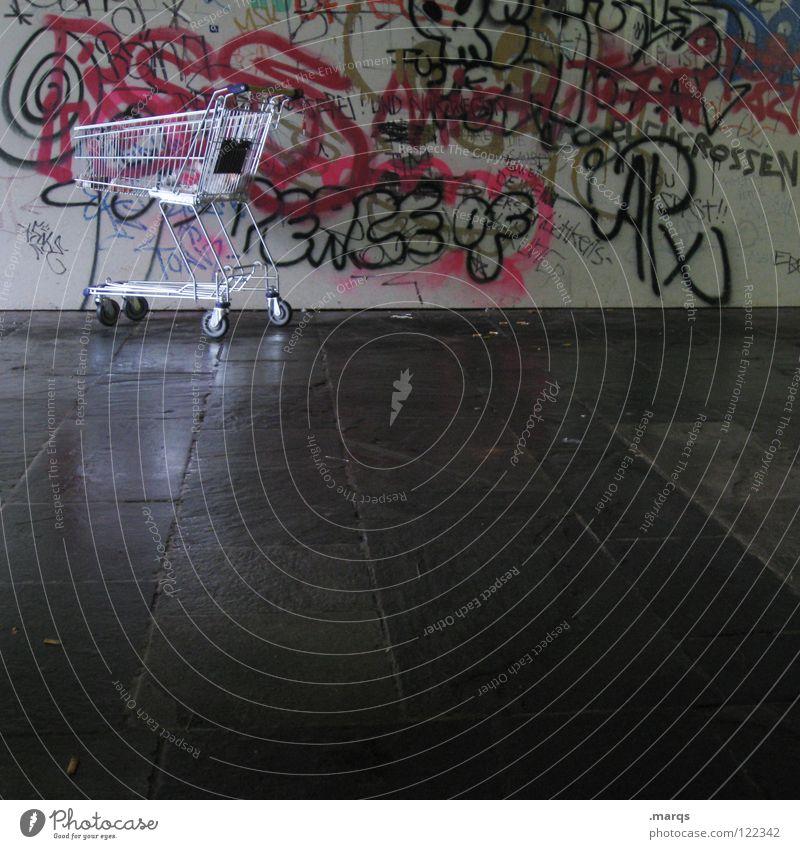 Bad Taste Schriftzeichen Beschriftung Filzstift durcheinander unordentlich Typographie Collage Plakette Straßenkunst Kunst Kultur Frieden Unterschrift schreiben