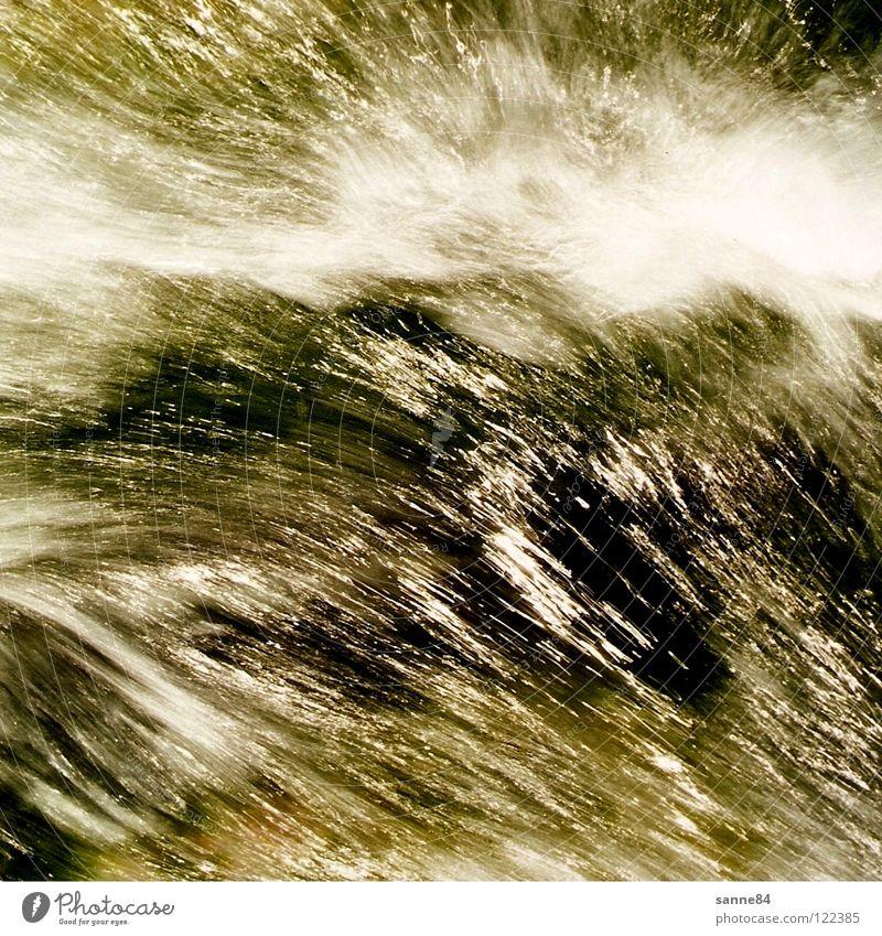 Gischt Wasser Meer Kraft Wellen Sturm Ostsee Schaum Flut