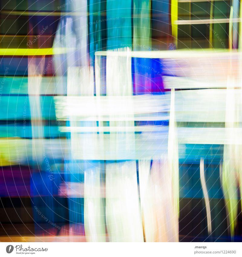+ Lifestyle elegant Stil Design Kirche Fenster Linie Streifen außergewöhnlich trendy einzigartig modern neu positiv verrückt Surrealismus Doppelbelichtung