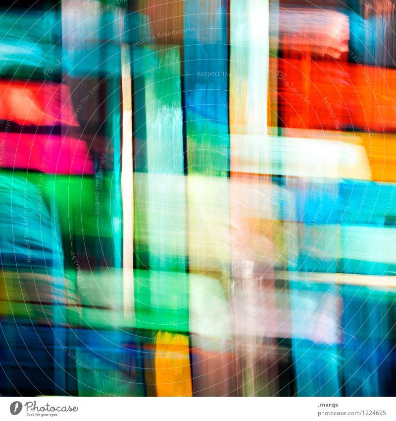 Edding 800 Lifestyle Stil Design Kunst Glas außergewöhnlich Coolness trendy einzigartig mehrfarbig chaotisch Farbe Wandel & Veränderung Hintergrundbild