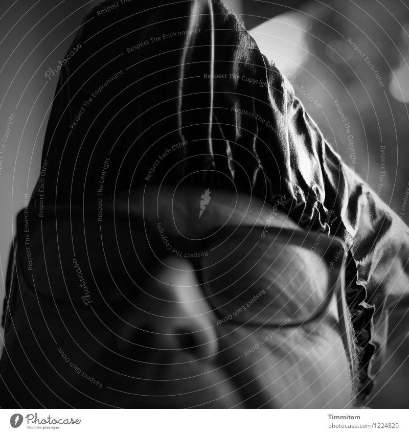 800. Goin`crazeh. Mensch maskulin Kopf 1 Brille Sattelschoner Blick verrückt grau schwarz weiß Gefühle Freude Irritation Feste & Feiern Jubiläum Schwarzweißfoto