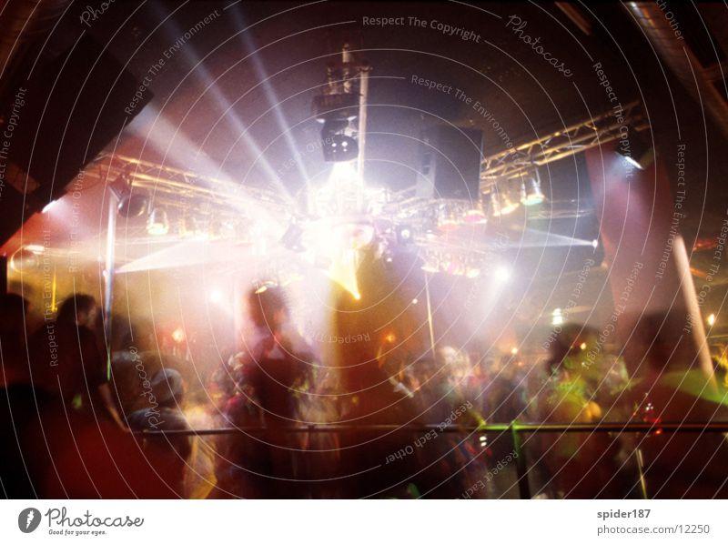 die disco Disco Club Party Mensch Tanzen Licht Musik Partygast