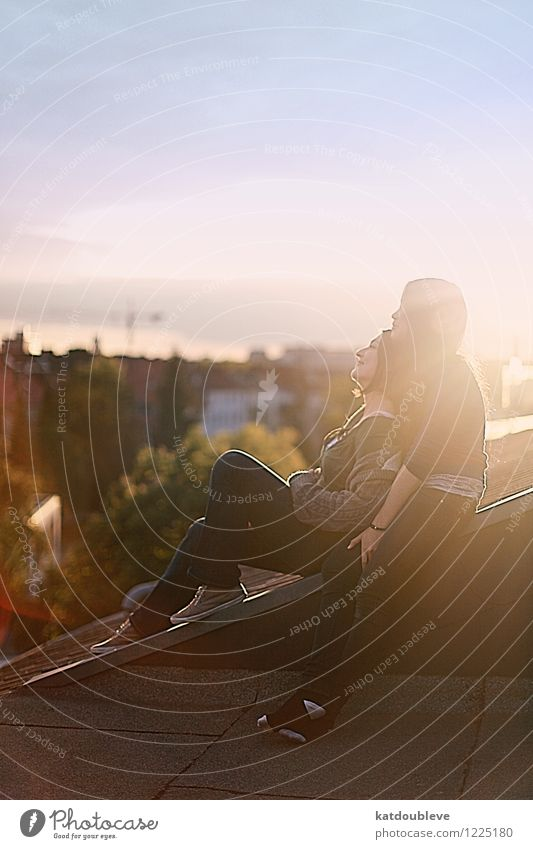 We Got Soul Sommer Sonne Erholung Wärme Liebe Glück Zusammensein liegen träumen sitzen frei genießen beobachten niedlich Schönes Wetter Romantik