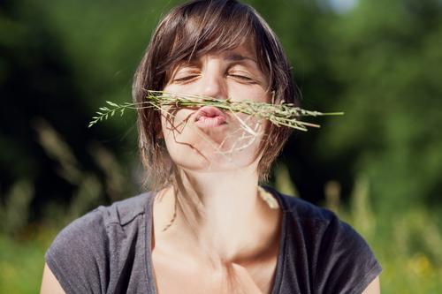 The Great Bart Experience Mensch Natur Jugendliche Sommer Junge Frau Freude 18-30 Jahre Erwachsene Leben Liebe Gefühle Gras Gesundheit Freiheit Freizeit & Hobby