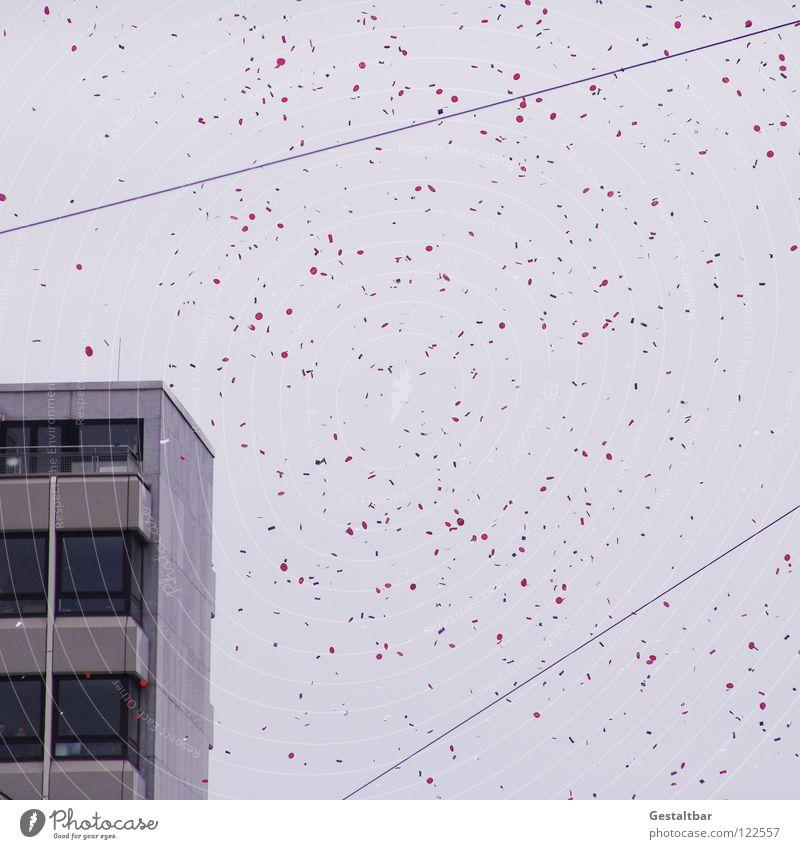 LiliConFetti Party Feste & Feiern Maske Karneval Umzug (Wohnungswechsel) Applaus verkleiden Konfetti Verwirbelung heiter gestaltbar Rosenmontag Aschermittwoch