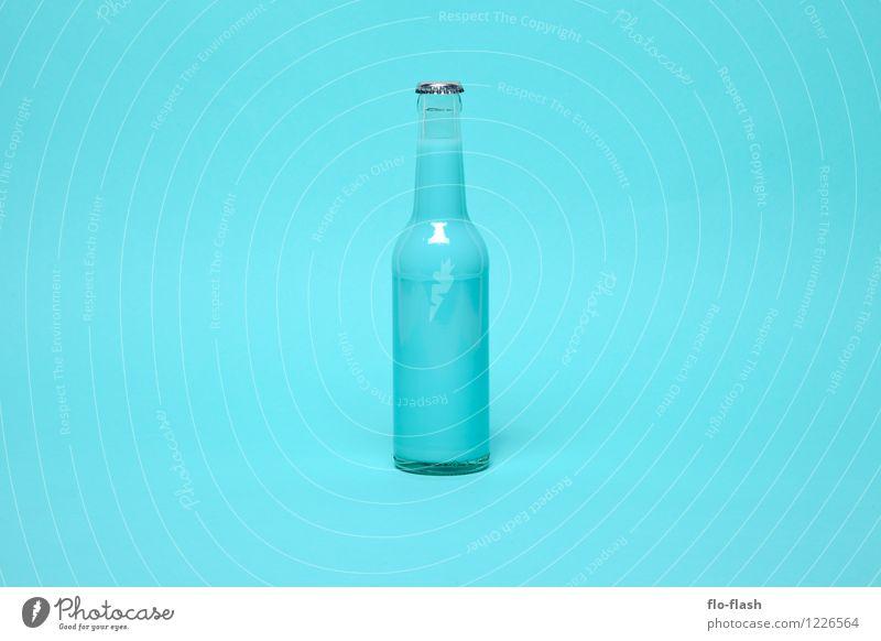 ICH BIN BLAU blau schön kalt Leben Stil Lifestyle Lebensmittel Design Glas Getränk einzigartig süß Wellness Kunststoff Süßwaren