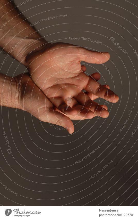 Hand 22 Finger Gefühle einheitlich widersetzen Rede Diskurs geben bedeuten Aktion Zusammensein Wachstum Götter Allah Hintergrundbild links Schmuck rechts
