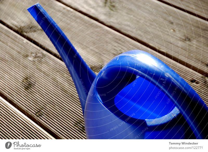 gehts schon los? Natur blau Wasser Sommer Blume Wärme Garten nass Design Rasen Kunststoff Physik Statue Handwerk Friedhof Siebziger Jahre