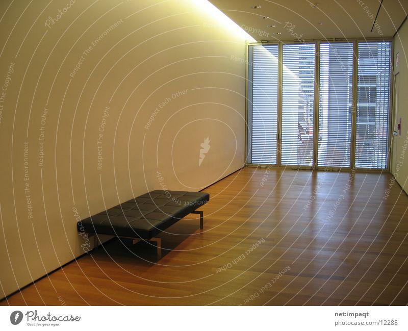 Bank ruhig schwarz Stil warten Pause Sitzgelegenheit