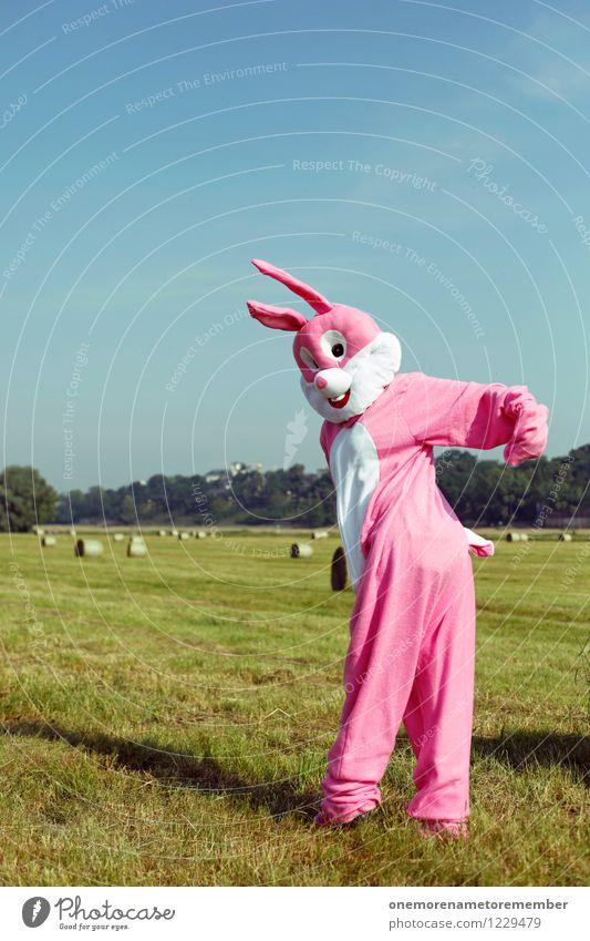 Kiss my... Kunst Kunstwerk ästhetisch Hase & Kaninchen Hasenohren Hasenjagd Hasenbraten Hasenzahn Hasenpfote Hinterteil Beleidigung provokant Jugendliche