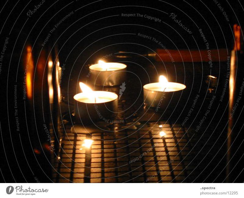 Teelichter Kerze Romantik Dinge