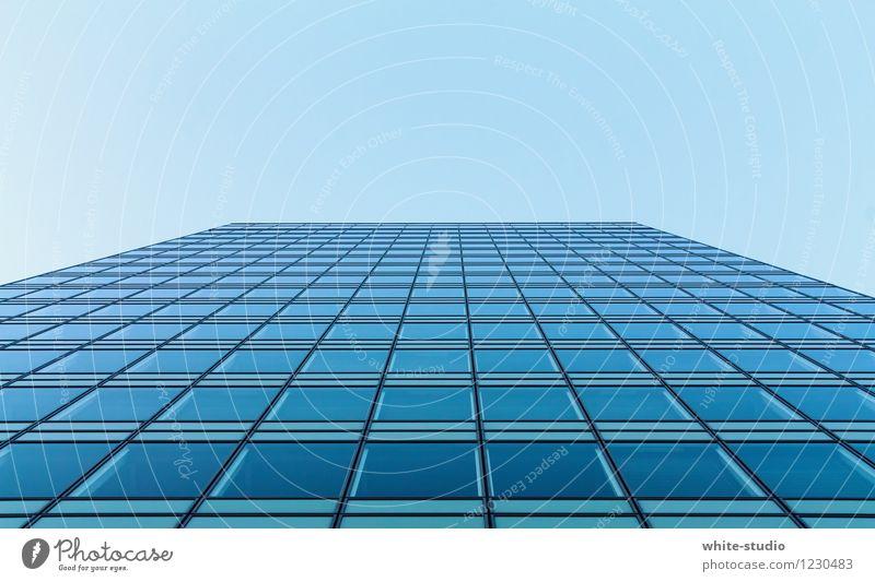 Steel 'n' Glass Hochhaus ästhetisch Glasscheibe Glasfassade Hochhausfassade Hochhausbau Turm verfaulen Modernisierung Modernismus Moderne Architektur Glasbau