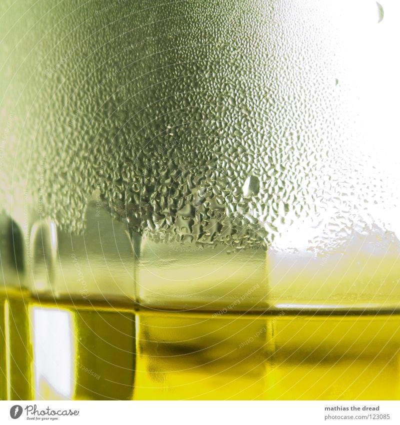 Tee # 1 Wärme Glas Getränk trinken Küche Physik heiß Spiegel Flüssigkeit Erfrischung eckig Wasserdampf heizen gelehrt Kondenswasser