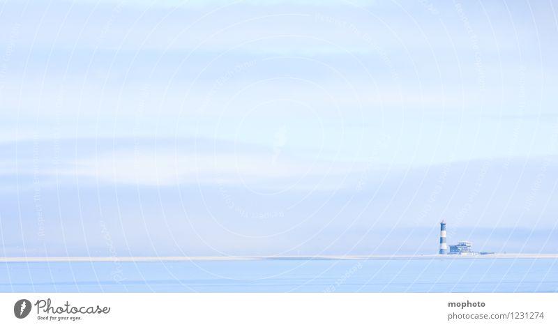 Wegweiser #1 Ferien & Urlaub & Reisen Kreuzfahrt Strand Meer Insel Natur Landschaft Wasser Himmel Wolken Horizont Nebel Küste Namibia Fischerdorf Turm