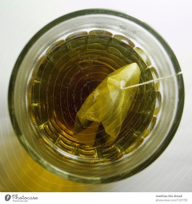 Tee # 3 Wärme Gesundheit Glas Kreis Getränk rund trinken Küche Physik heiß Spiegel Flüssigkeit eckig ziehen Wasserdampf
