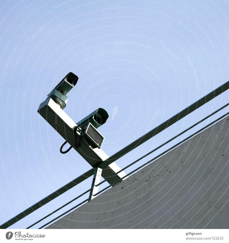 ministry of love Sicherheit Technik & Technologie Fotokamera Amerika Kontrolle Politik & Staat Überwachung privat Überwachungsstaat Elektrisches Gerät