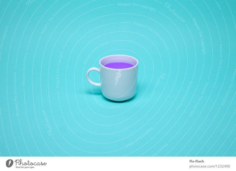 NEO COFFEE // GOOD NIGHT blau schön Sommer Stil Gesundheit Lifestyle Design leuchten Getränk retro süß Fitness Kaffee violett neu trendy