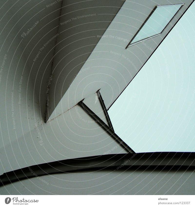 ::VITRA:: schön weiß Haus grau Gebäude hell Kunst Design elegant Beton modern ästhetisch Ecke Niveau einfach