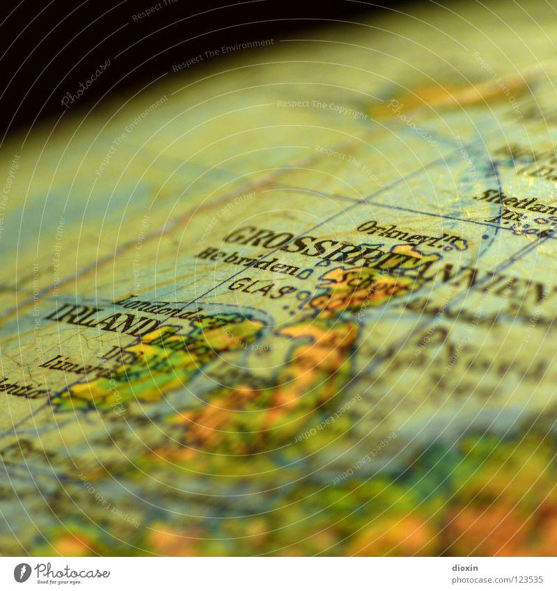 In 20 Tagen um die Welt; Tag1: Großbritannien & Irland Europa Nordsee England Republik Irland Atlantik Nordirland Schottland Wales Monarchie Orkney Islands