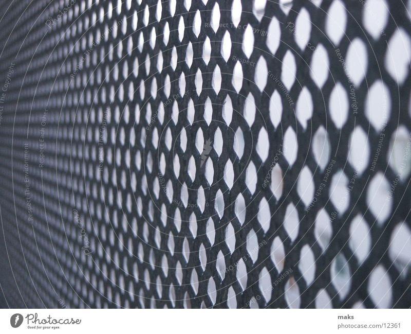 loch.blech grau Blech Fototechnik Strukturen & Formen Metall