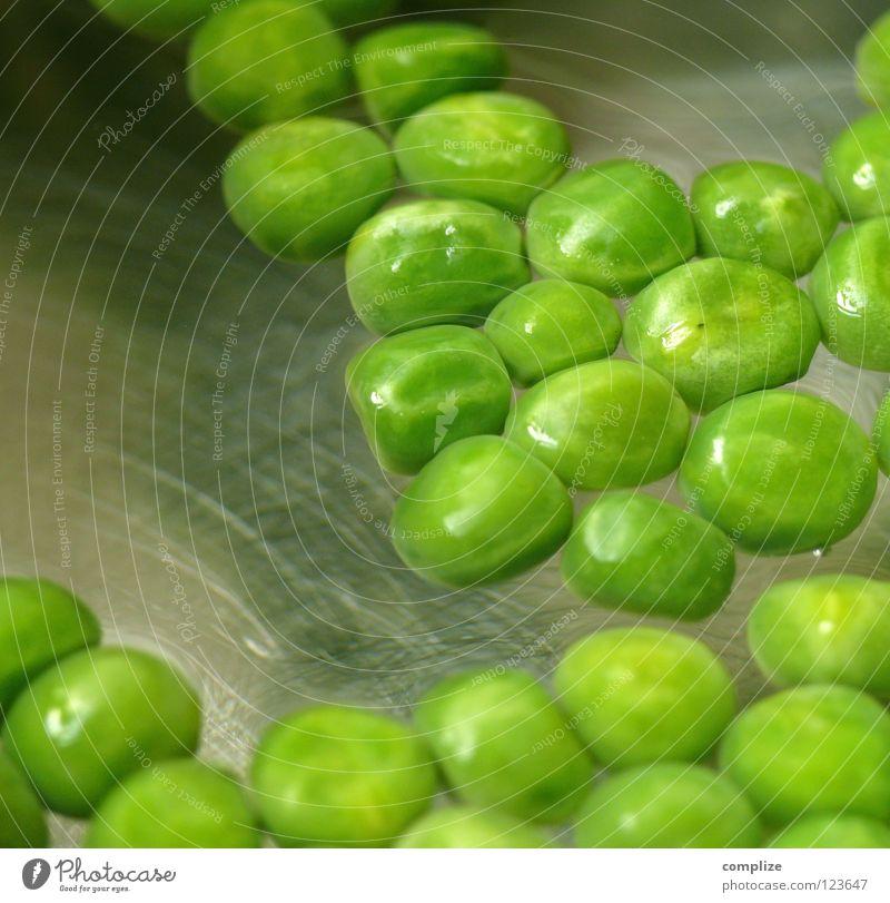 langweilige Erbsen! Wasser grün Ernährung Metall Gesundheit Gesunde Ernährung Kochen & Garen & Backen Sauberkeit Küche Gemüse Bioprodukte Topf Geschirrspülen