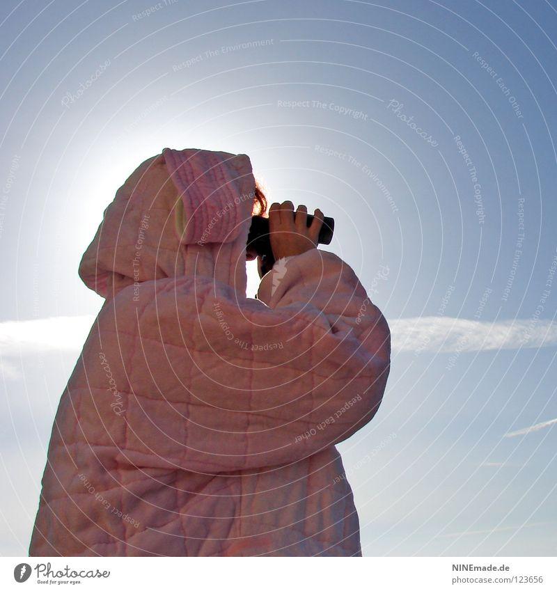 HasenMission | 2008 - erleuchtung Hase & Kaninchen Ostern rosa Sonnenstrahlen erleuchten Erkenntnis kuschlig himmelblau Aussicht genießen Suche wandern schön