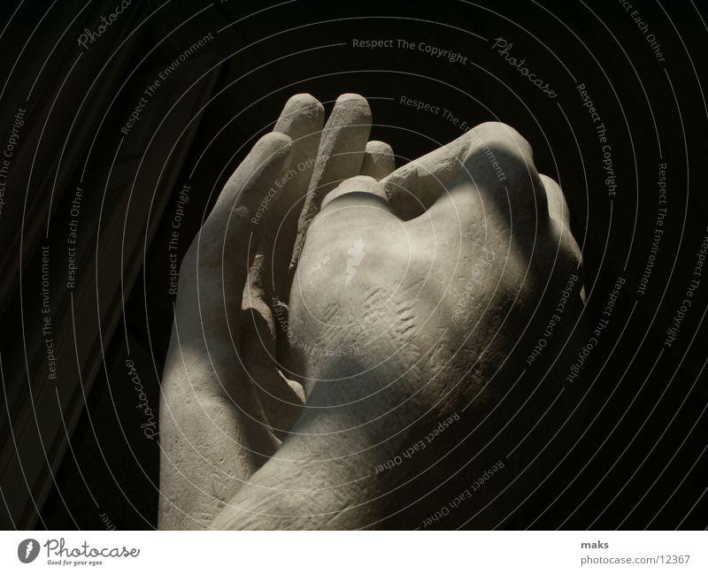 la cathedrale Hand Freizeit & Hobby Paris Skulptur Museum Musée Rodin