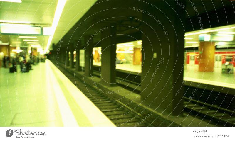 u-Bahn Station U-Bahn Fototechnik