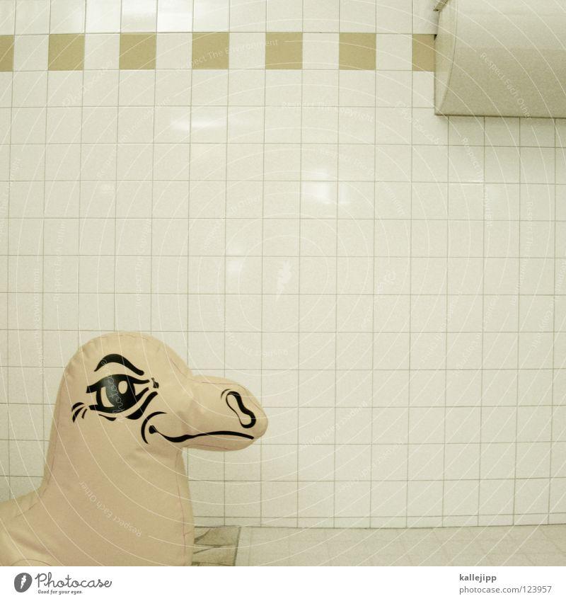 schwapp Schwimmbad Rettung ertrinken Rettungsring Luft Schaumstoff Schwimmhilfe untergehen Freizeit & Hobby Bad gelb rot weiß Floß Tier aufblasbar Seepferdchen