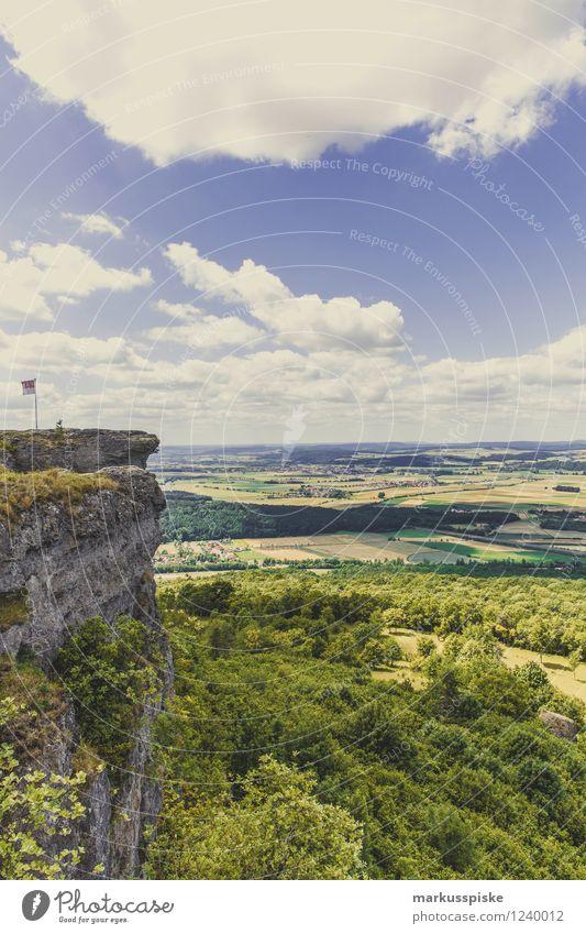 staffelberg fränkische alb 539 m ü. NN Ferien & Urlaub & Reisen Ferne Berge u. Gebirge Freiheit Felsen Zufriedenheit Freizeit & Hobby Tourismus wandern genießen